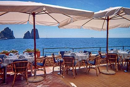 La Canzone Del Mare Beach Club And Restaurant Capri