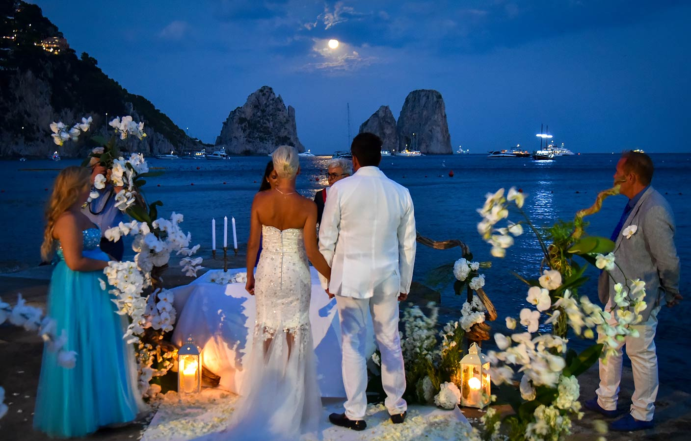 Matrimonio In Kenya : Weddings and events la canzone del mare capri